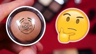 МАКИЯЖ КОСМЕТИКОЙ THE BODY SHOP: ДА или НЕТ?