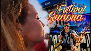tinariwen  festival gnaoua essaouira     تيناروين يلهب منصة كناوة  2019 جمهور اكثر من رائع
