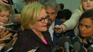 Senator: Rosenstein knew of Comey firing before memo