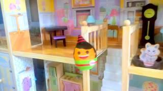 Belanja Furniture dan Dekorasi Miniatur Rumah Besar Barbie