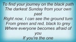 Aereogramme - Black Path Lyrics