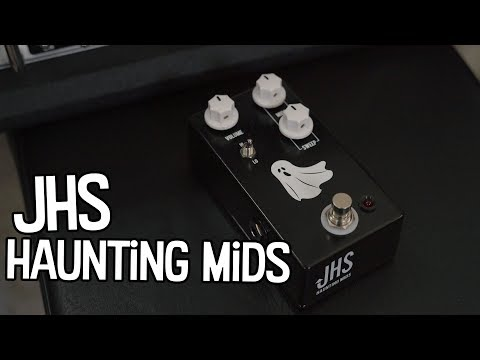 JHS Haunting Mids - Demo