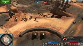 Dawn of War II: Retribution - NoisyElmo (Apothecary) vs. DJ Raffa (Chaos Lord)