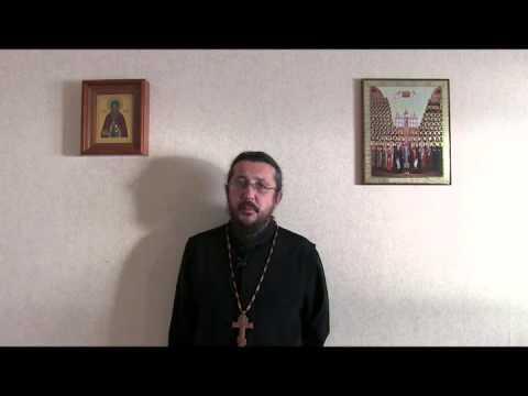 Вышивать ли иконы бисером. Священник Игорь Сильченков