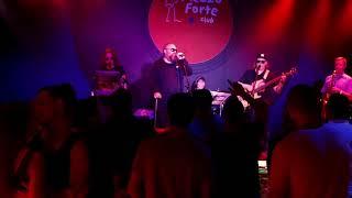 DJah Sema & Rasta Orchestra - Свети сияй (Live Club Mezzo Forte. Москва 26.04.19.)