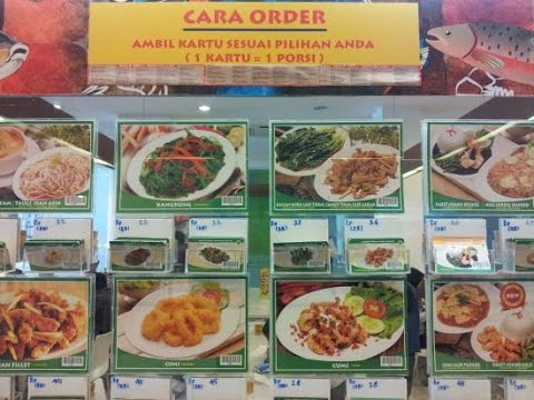 Order Makanan ala D'Cost Seafood Quick Pasar Festival Jaksel