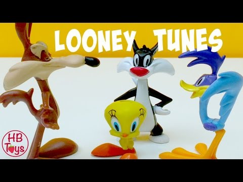 Looney Tunes | TWEETY - Road Runner - Wile E Coyote - SYLVESTER the Cat