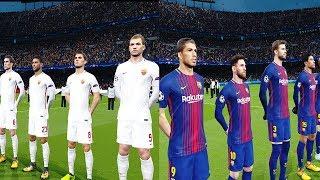 Video Barcelona vs AS Roma | UEFA Champions League 04/04/2018 Gameplay download MP3, 3GP, MP4, WEBM, AVI, FLV Juni 2018