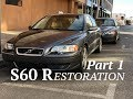 S60R Restoration: Things I love/hate about this Volvo (Part 1)