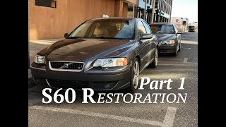 🇸🇪S60R Restoration: Things I love/hate about this Volvo (Pt 1)