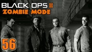 Lets Play Call Of Duty Black Ops 2 Zombie Mode   Mob Of The Dead   56 Deutsch German