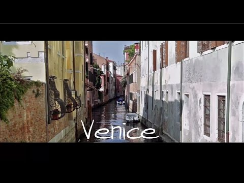 Venice - Cinematic Video (Zan Bassanese)