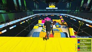 skate 3 crazy color park