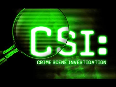 photoshop tutorial how to make the csi crime scene