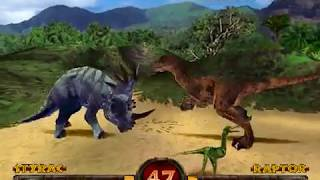 Styracosaurus the Spiked Lizard - Warpath Jurassic Park