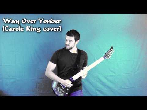 Way Over Yonder (Carole King cover) on electric guitar [Audio]