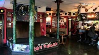 Iron Maiden Birthplace Cart & Horses Pub London