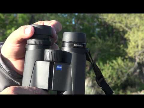 Carl Zeiss Conquest HD Binoculars