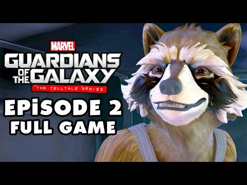 Guardians of the Galaxy: A Telltale Series - Episode 2: Under Pressure - Gameplay Walkthrough