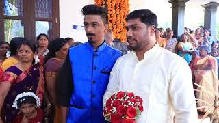 Wedding Video Thiraj and Binsha