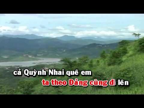 [HD] Karaoke Quê Em Bên Sông Đà (Karaoke by Kgmnc)