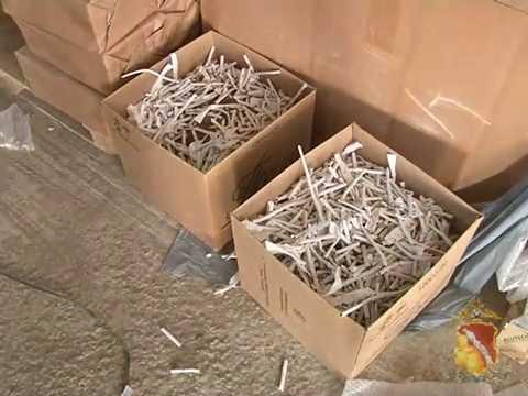 В Воронежской области предприниматели продали контрафактные сигареты на 2 миллиона рублей