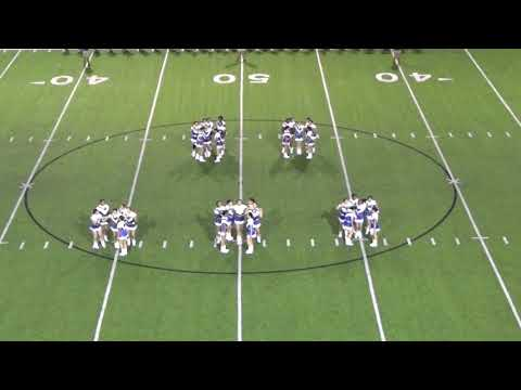 Grand Prairie High School Band | Game 3 | Geepettes Performance