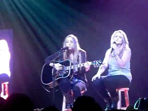 Miranda Lambert & Ashley Monroe - The Truth (Jason Aldean song)