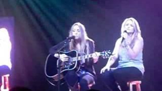 Miranda Lambert & Ashley Monroe - The Truth (Jason Aldean song)