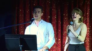 Erin Puskar and David Aranjo-- Glitter in the Air