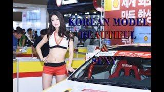 MODEL Sexy (AUTOMOTIVE WEEK 2017.9.10)