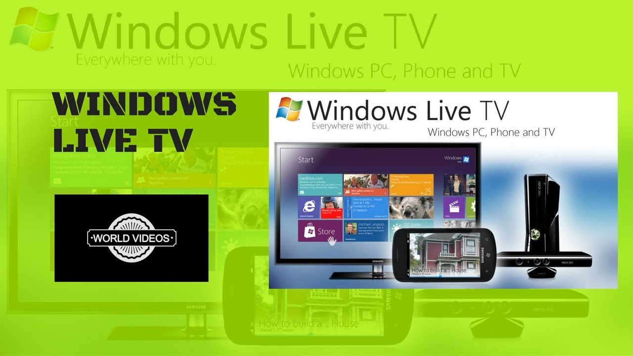 Windows 10 Live Tv | FREE LIVE TV CHANNELS ON WINDOWS | 2016