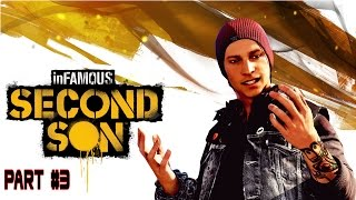 Infamous Second Son - Evil Karma Walkthrough - Part 3 (The Space Needle)