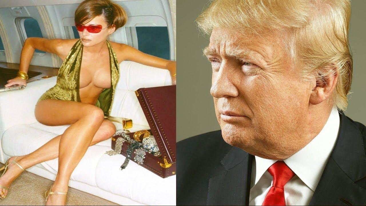 Donald Trumpın Hayatındaki Kadınlar - Melania Trump ve ...