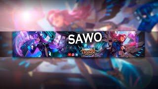 Тренируемся к чемпионату мира.SAWO Mobile Legends.+ #НедельныйРозыгрышСАВO смотрите в описание.