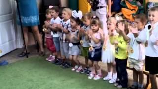 День знаний в детском саду. 1 сентября, Хабаровск.
