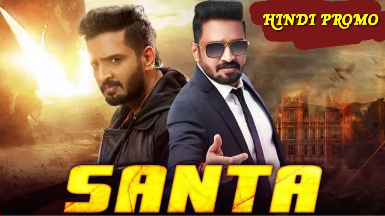 Santa (2021) Hindi Dubbed New South Indian Movie 480p HDRip x264 450MB
