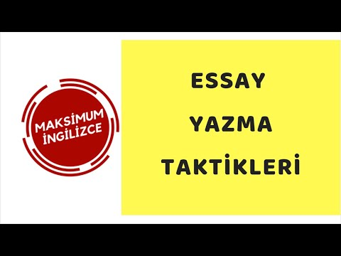 opinion essay yazma kurallar