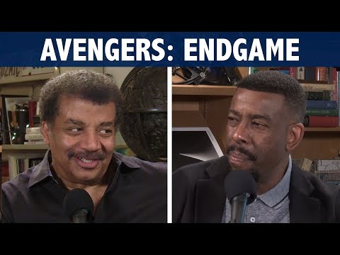 StarTalk Podcast: Neil deGrasse Tyson on Avengers: Endgame