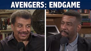 Neil deGrasse Tyson on Avengers: Endgame | StarTalk Full Episode