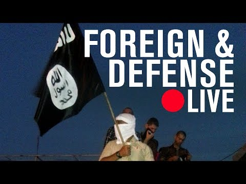 Inside the Islamist terrorist's mind: A conversation with James Mitchell | LIVE STREAM