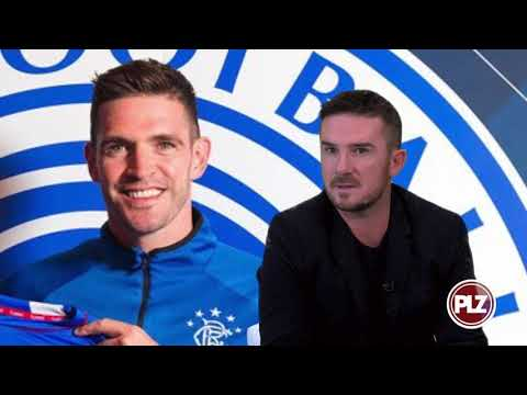 Barry Ferguson on Kyle Lafferty signing a 2 year deal with Rangers