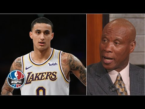 Kyle Kuzma should stay in lane after Lakers Death Lineup comments - Byron Scott | The Jump