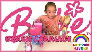 Lady Gaia's Barbie Princess Horse and Carriage