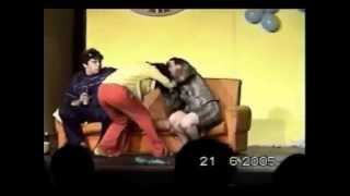 """Trailer von """"Eisbein und Sauerkraut"""" mit dem Theater Jugendclub theater magdeburg 2005"""