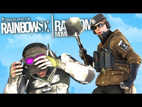 Rainbow Six Siege - Random Moments: #21 (Funny Moments Compilation)