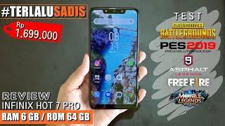 Review Infinix Hot 7 Pro Indonesia - Benar Benar Sadis!