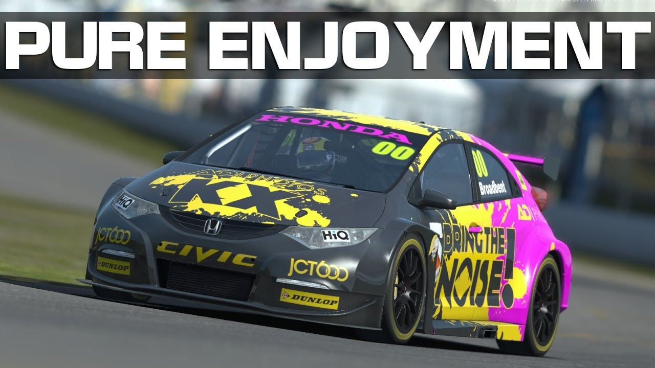 rFactor 2 - Pure Enjoyment