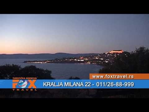 FOX TRAVEL - LESBOS 2014