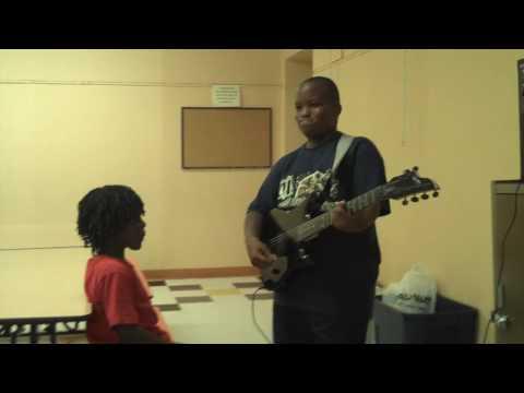 Jefferson Plays the Blues